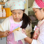 安納芋のクッキー お菓子教室
