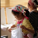 子どもお菓子教室 スコーン