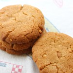 ピーナッツバタークッキー お菓子教室