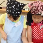 ビスコッティ 子どもお菓子教室4
