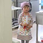 ビスコッティ 子どもお菓子教室 包丁3