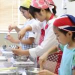 ハニークリームチーズケーキ お菓子教室