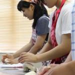 中学生高校生のお菓子教室 プレッツェル