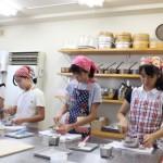 栗まんじゅう 子どもお菓子教室1