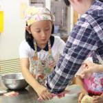 子どもお菓子教室 クリームチーズあんパン2