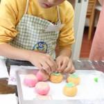 練りきり お菓子教室