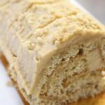 ヘーゼルナッツのロールケーキ