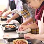 キッシュロレーヌ お菓子教室4
