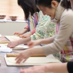 ミルフィーユ お菓子教室1