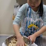 お味噌作り 子ども料理教室2