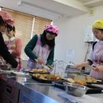 生チョコラスク お菓子教室2