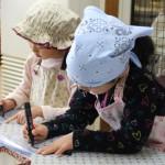 お味噌作り 子ども料理教室1