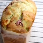 桜のパウンドケーキ お菓子教室
