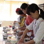 苺のショートケーキ お菓子教室1