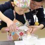 苺大福 お菓子教室1