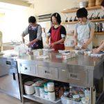 タルトバナーヌエココ お菓子教室1