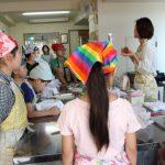 カフェオレシフォンケーキ お菓子教室2