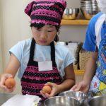 カフェオレシフォンケーキ お菓子教室3