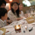リストランテ 元町パパダビデ テーブルマナー教室