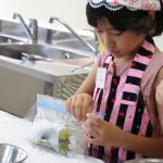 梅シロップ作り 子どもお菓子教室