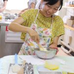 マンゴーのパウンドケーキ お菓子教室
