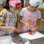 キャラメルポップコーン 子どもお菓子教室
