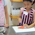 キャラメルポップコーン お菓子教室