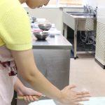 粟のマフィン お菓子教室