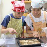 子供お菓子教室 ココナッツビスケット