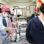 子供お菓子教室 抹茶クリーム大福