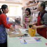 フランス菓子教室 ガレットブルトンヌ