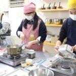チョコプリン お菓子教室