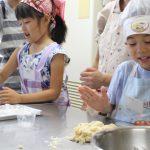 バターロールパン 子供パン教室