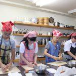 生パスタ作り お料理教室