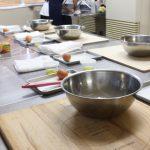 パスタ作り 子ども料理教室
