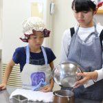 わらび餅 子どもお菓子教室