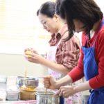 かぼちゃのクッキー お菓子教室