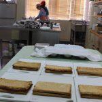 ミルフィーユ 子どもお菓子教室