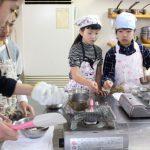 生チョコ 子供お菓子教室