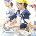 ポルポロン 子供お菓子教室