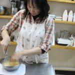 ヴィジタンティーヌ&マドレーヌ お菓子教室