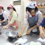 メロンパン 子供お菓子教室