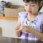 塩バターパン 子供お菓子教室