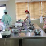 トマトババロア お菓子教室