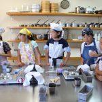 チョコキャラメル 子どもお菓子教室