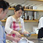 フランス菓子教室 タルトオニオン