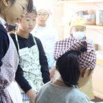 柚子のマドレーヌ お菓子教室