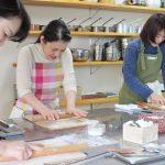 お菓子教室 バトネフロマージュ